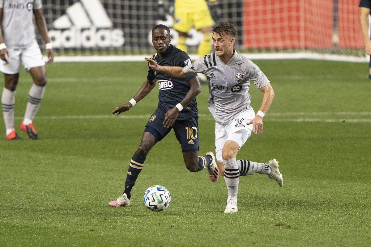 SOCCER: OCT 11 MLS - Montreal Impact at Philadelphia Union