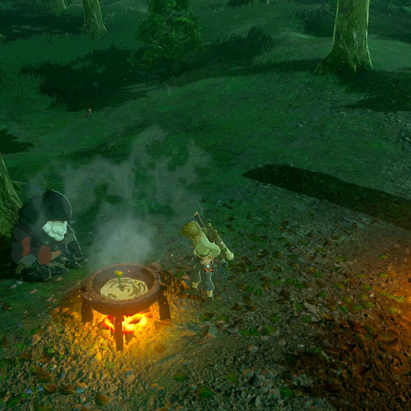 How to cook in the legend of zelda breath of the wild polygon solutioingenieria Choice Image