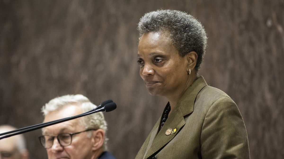 Lori Lightfoot's budget is shaky, but lives in Chicago's real world