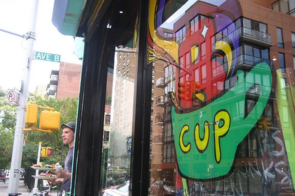 B Cup, NYC