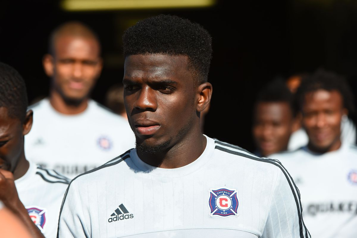 San Antonio striker Johnson will likely be a handful for OC.