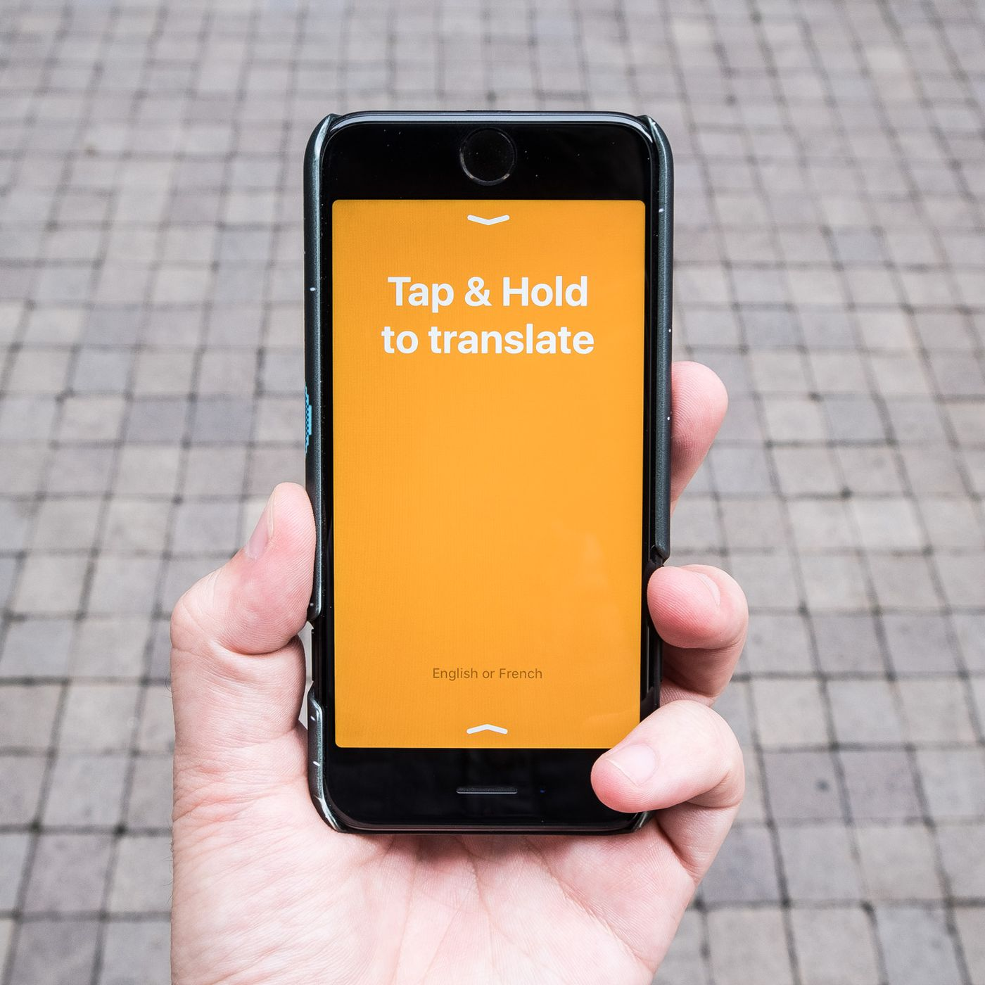 iTranslate's new app gets us one step closer to simple, real-time