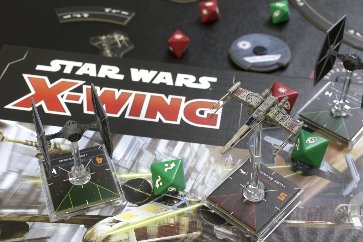 x wing second edition is the best version of the classic miniatures