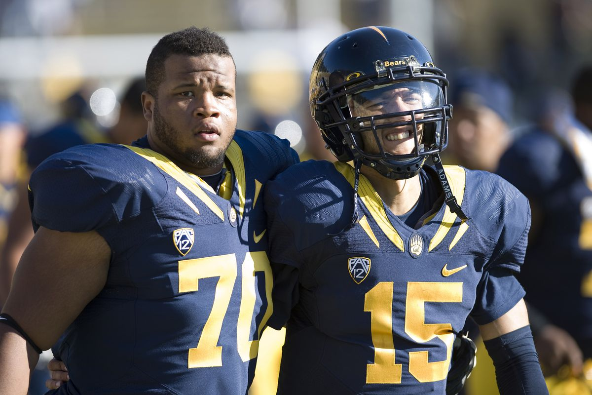 The 2012 season will mark the last time Cal plays in these iterations of  their uniforms. Ed Szczepanski-US PRESSWIRE 7069fe704
