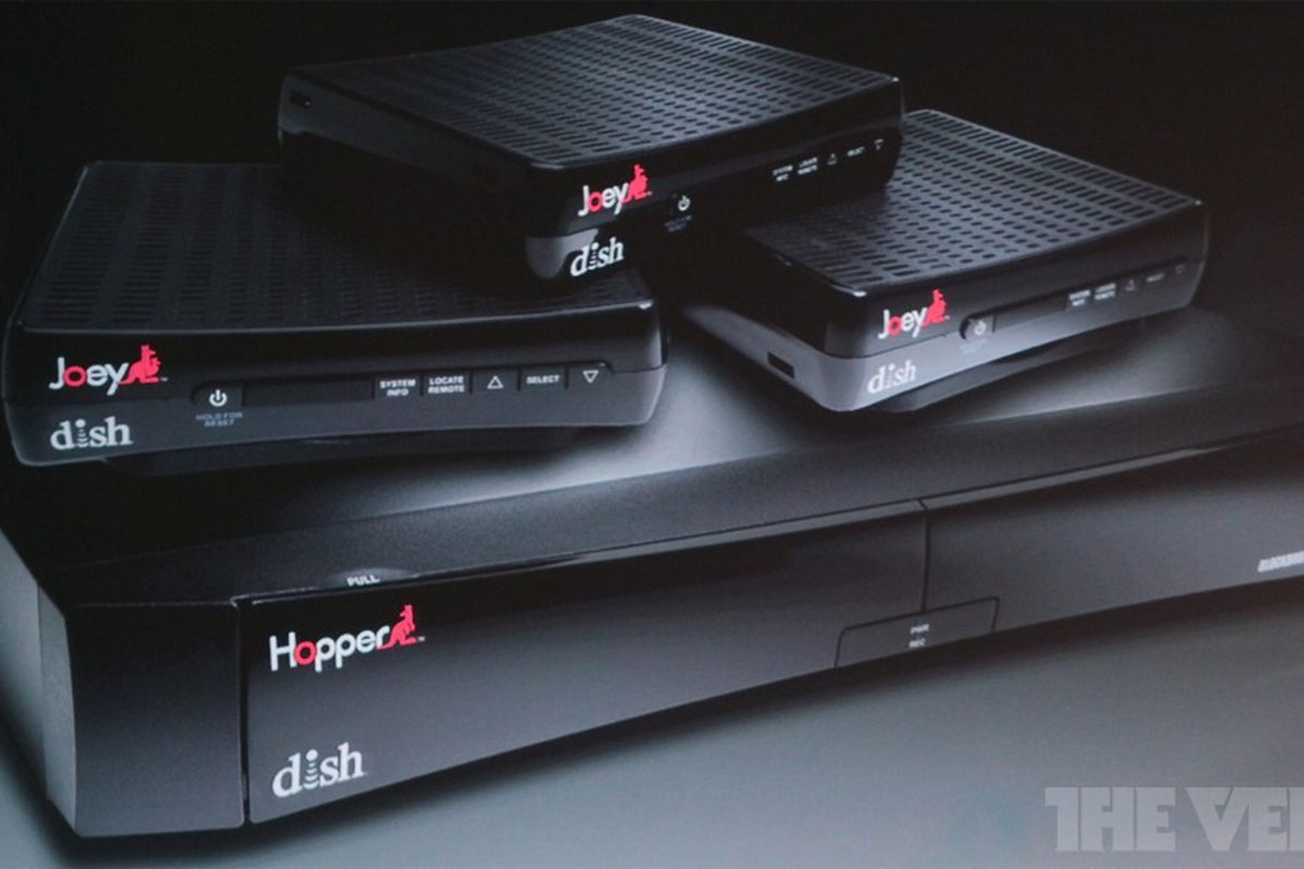 Dish Network Hopper Joey