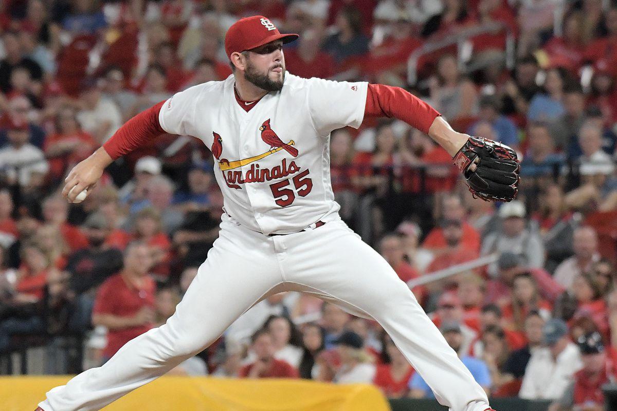 MLB: SEP 04 Giants at Cardinals