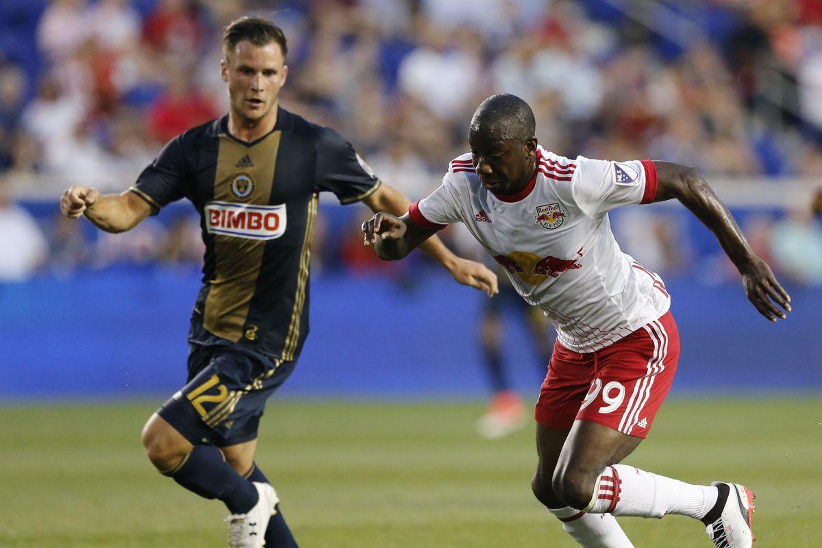 MLS: U.S. Open Cup-Philadelphia Union at New York Red Bulls