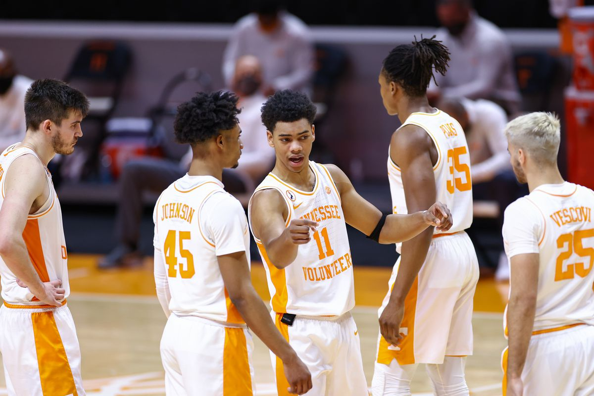 Tennessee enters the top ten of the College Basketball AP Top 25 Poll - Rocky Top Talk
