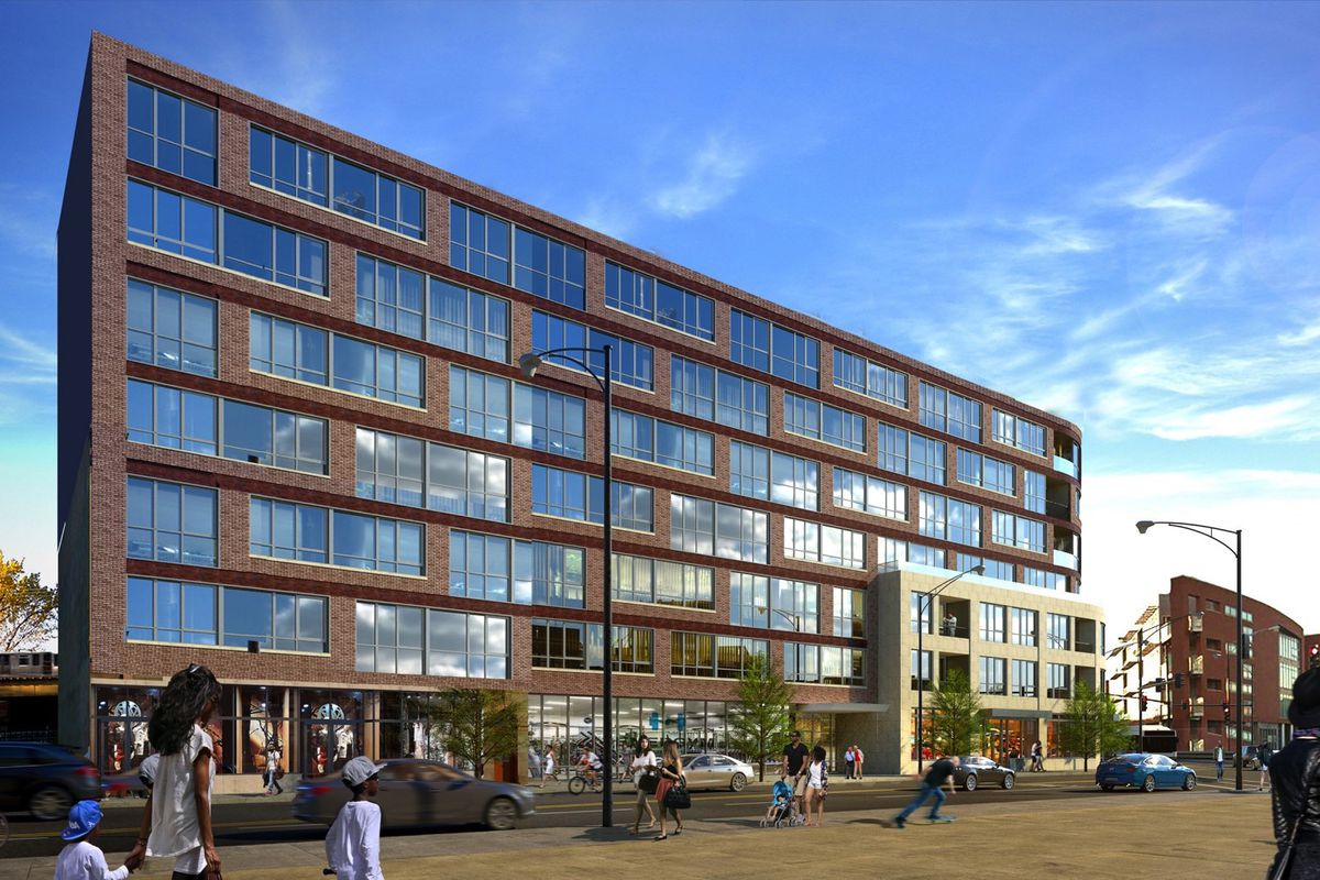 Logan Square Apartment And Retail Development Cleared For