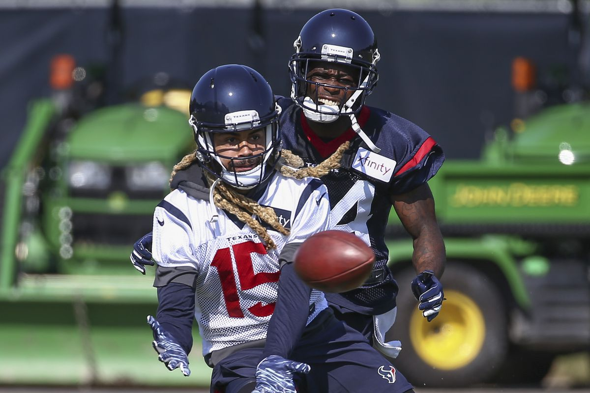 low priced 74270 91f33 Keke Coutee and Will Fuller injury update: How to handle the ...