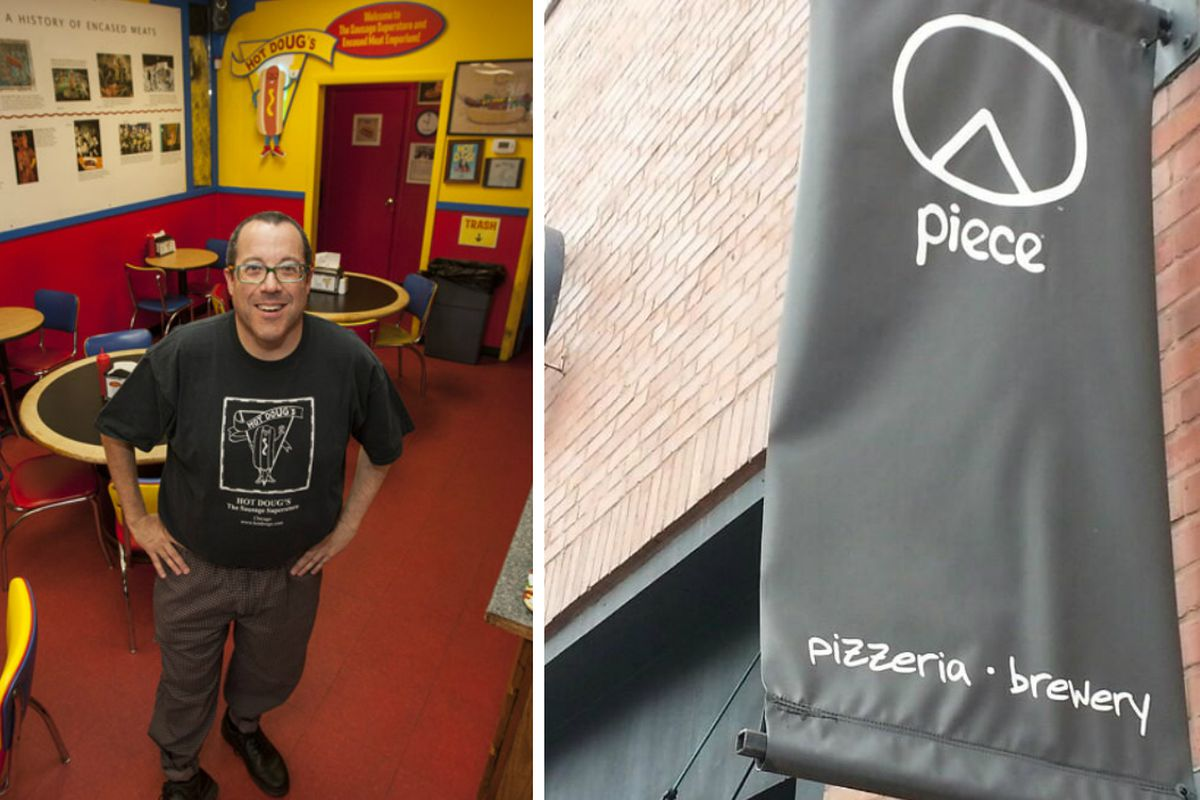 Doug Sohn and Piece Brewery and Pizzeria
