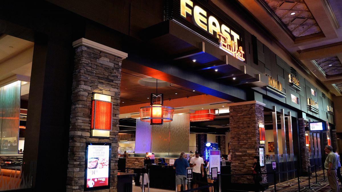 The Feast Buffet at Santa Fe Station