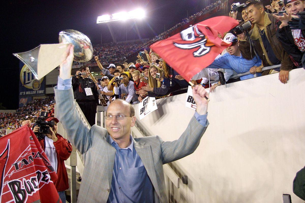 Tampa Bay Celebrates Super Bowl Victory