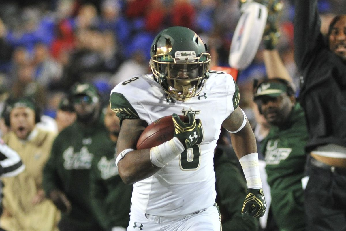 Image result for tyre mccants usf