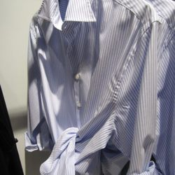 Knotted oxford, $225