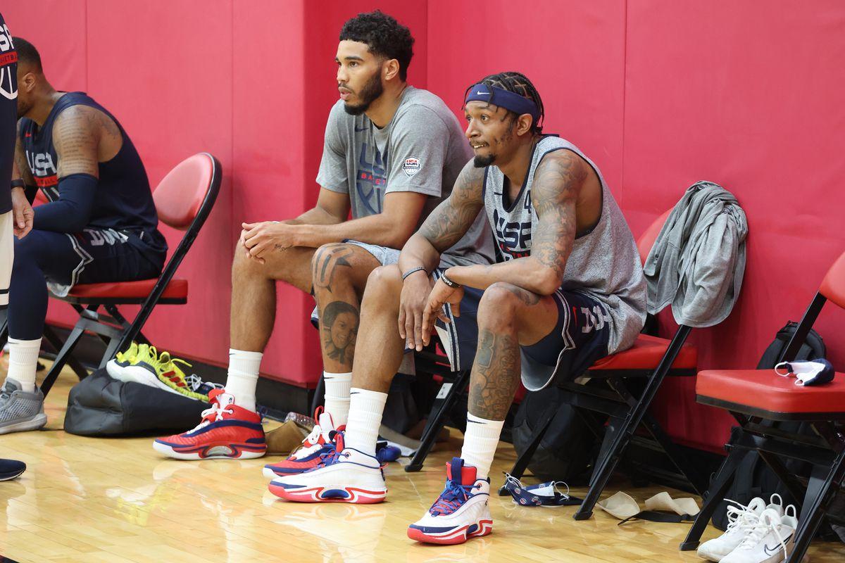 2021 USA Basketball Training Camp : All-Access