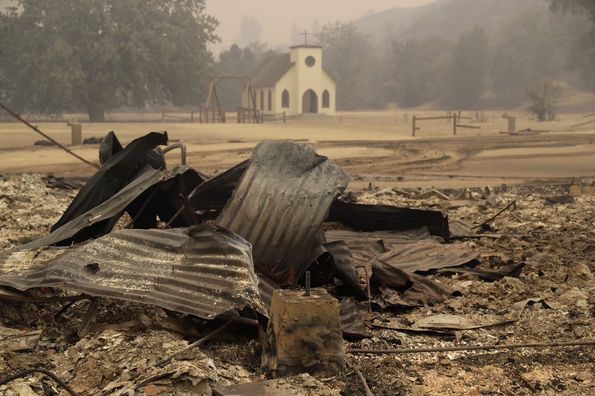 Malibu Fires Paramount Ranch Destroyed M A S H Set Nearly