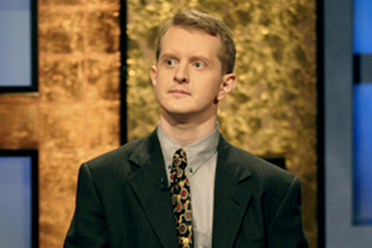 Ken Jennings on James Holzhauer's winning 'Jeopardy ...