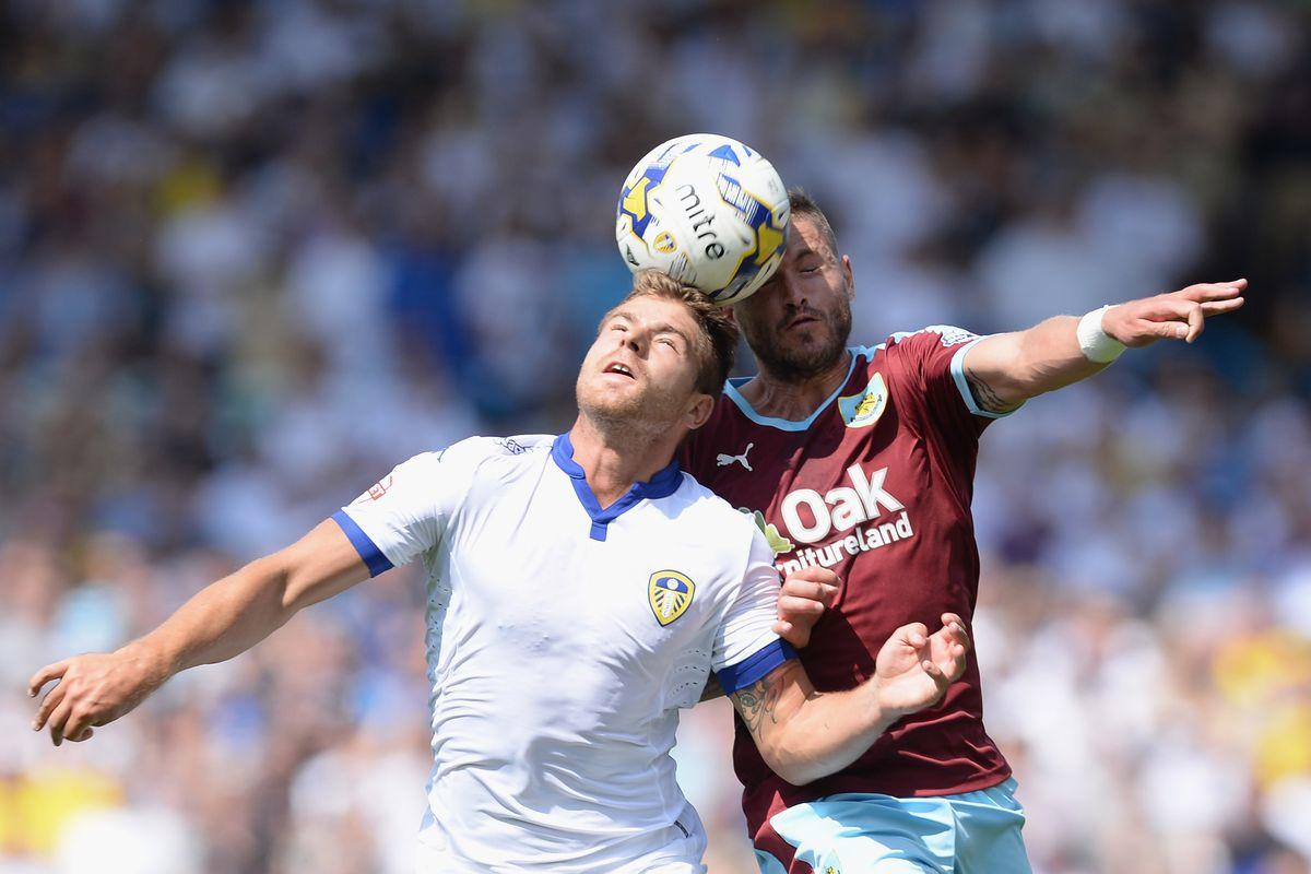 Leeds United v Burnley - Sky Bet Championship