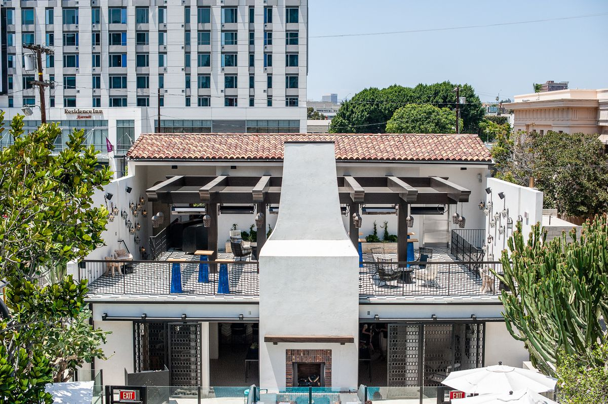 Rick's Hotel Figueroa