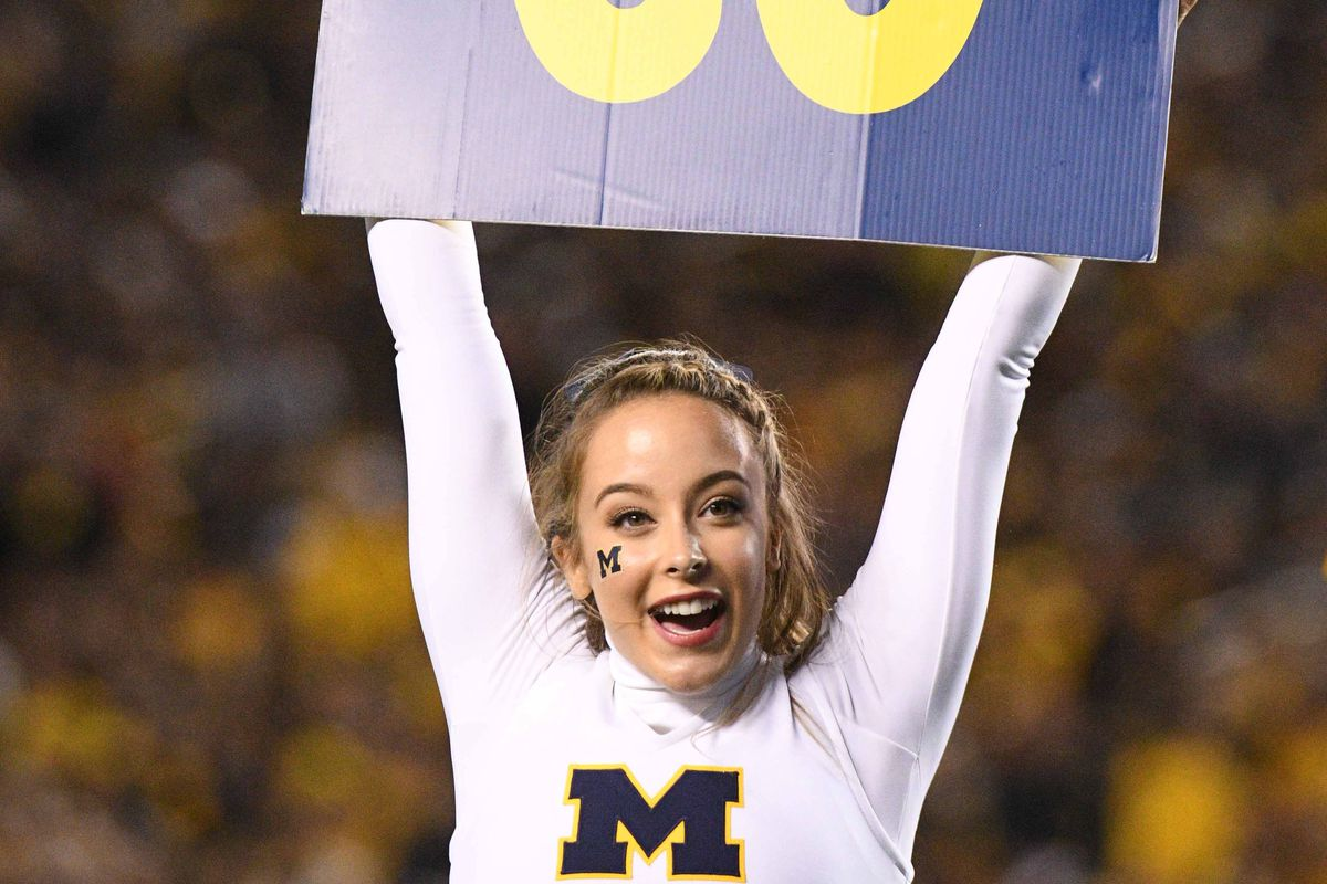 The Michigan Man Podcast - Episode 510 - Michigan Game Day with Angelique Chengelis