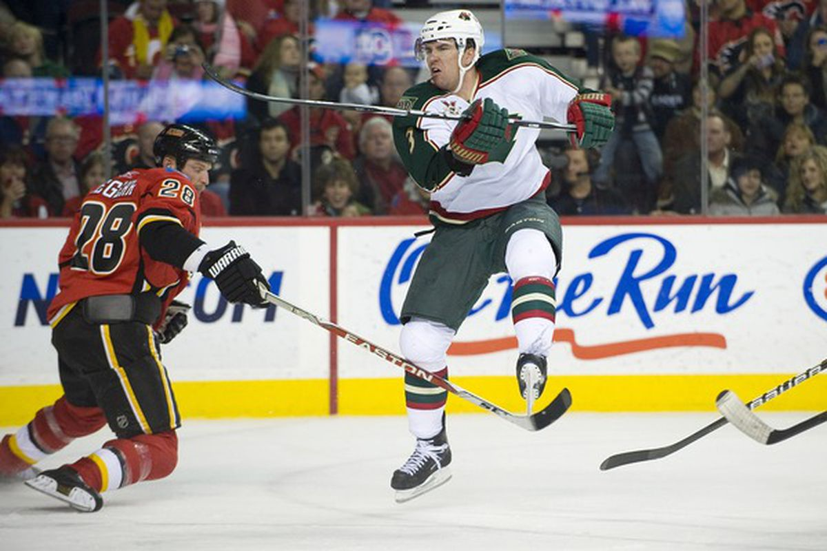 Remember when Marek Zidlicky was relied upon to score from the blueline?