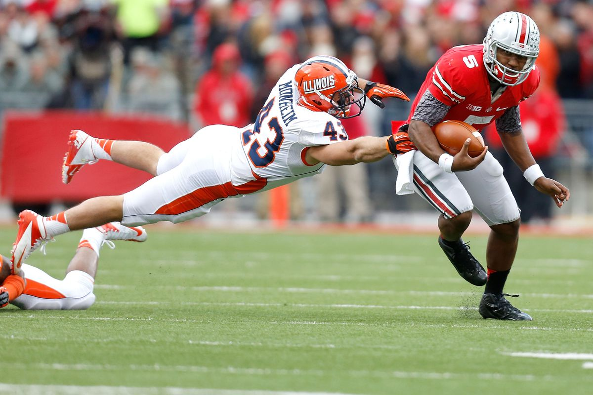 Braxton Miller and the Buckeyes are now 5th in the country.