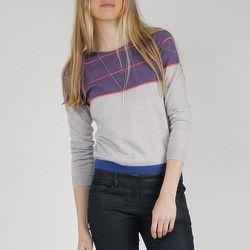 "<b>Degen</b> Zandy Sweater, <a href=""http://swords-smith.com/products/zandysweater"">$149</a> (from $298) at Swords-Smith"