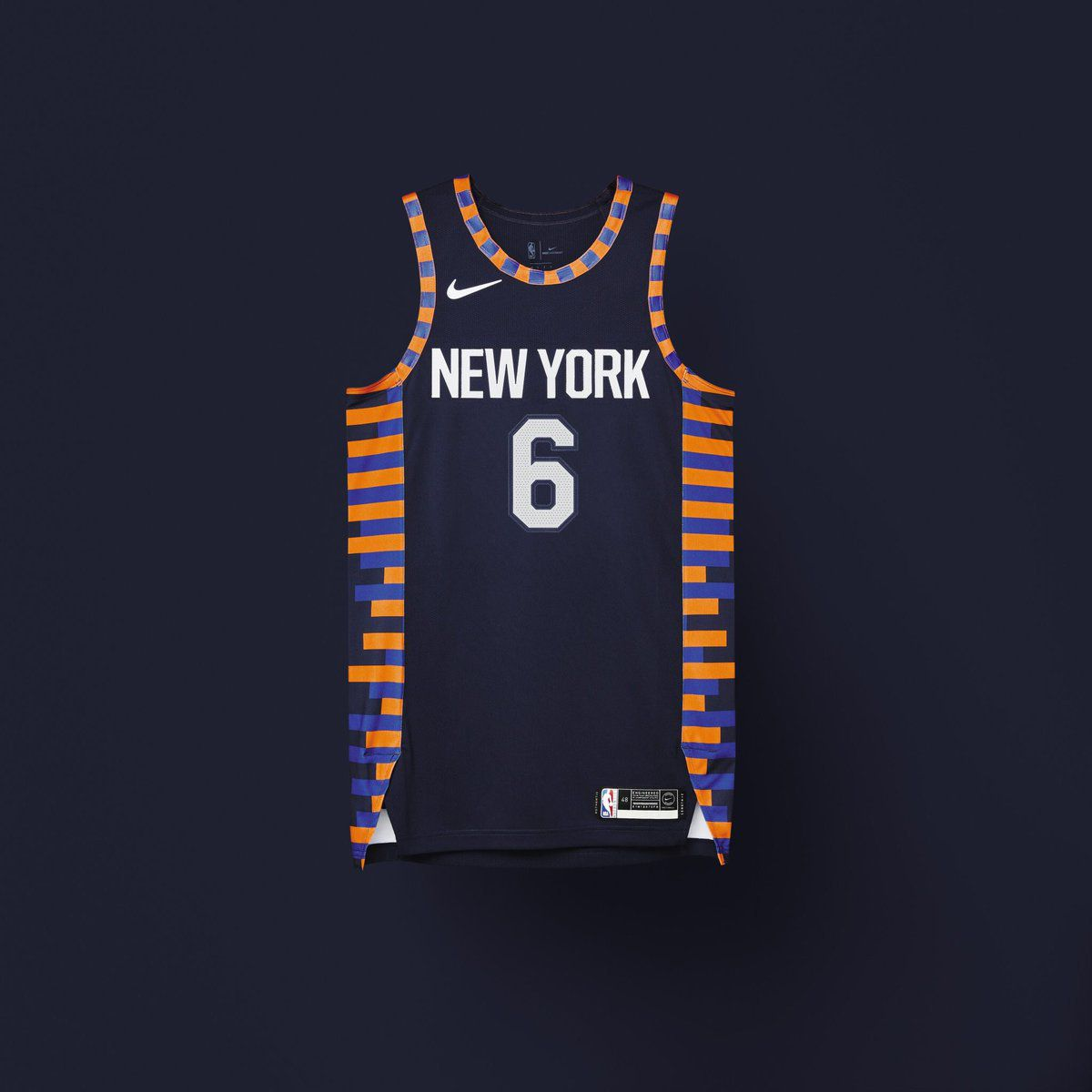 new arrival 8a47e d0a08 Every NBA City Edition jersey, ranked - SBNation.com