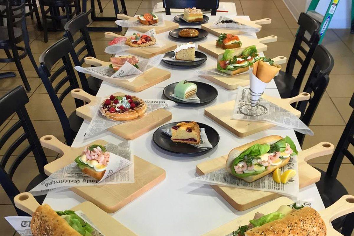 Saga introduces scandinavian food to henderson eater vegas - Cuisine saga but ...