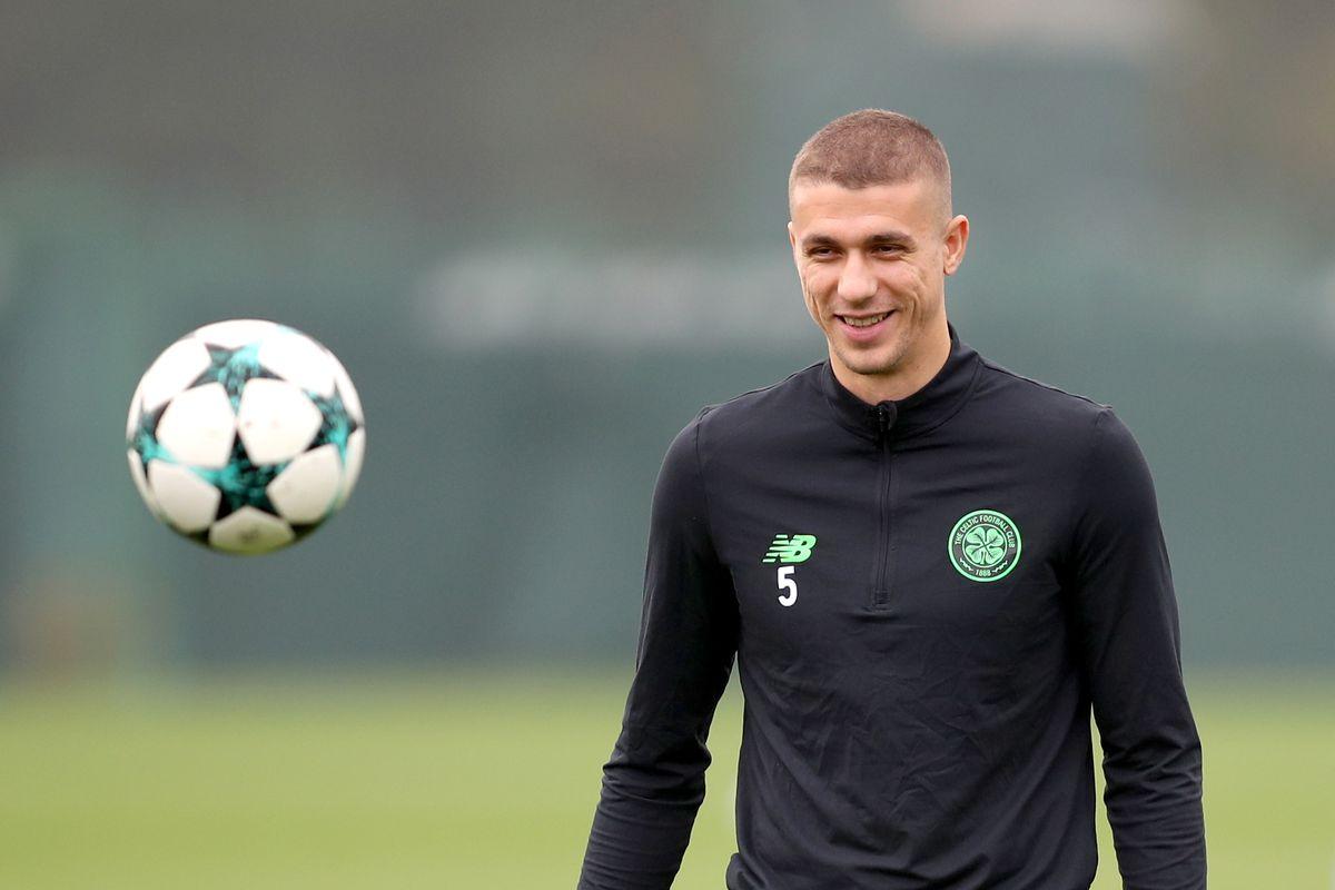 Celtic Training - Lennoxtown