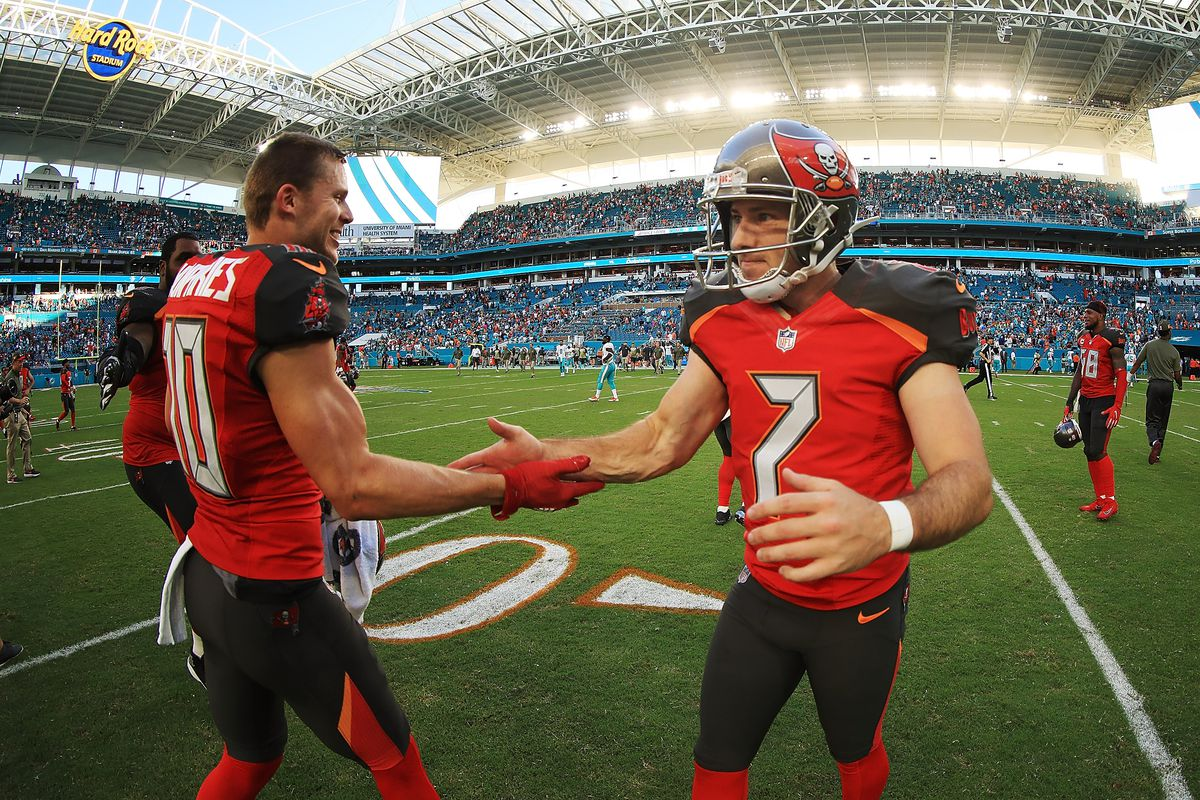 Tampa Bay Buccaneers v Miami Dolphin