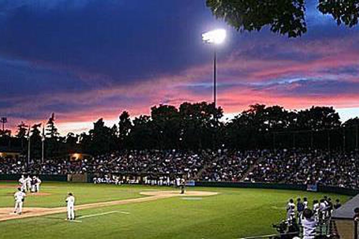 Stanford's Sunken Diamond is one of the most spectacular venues in the Pac-12.