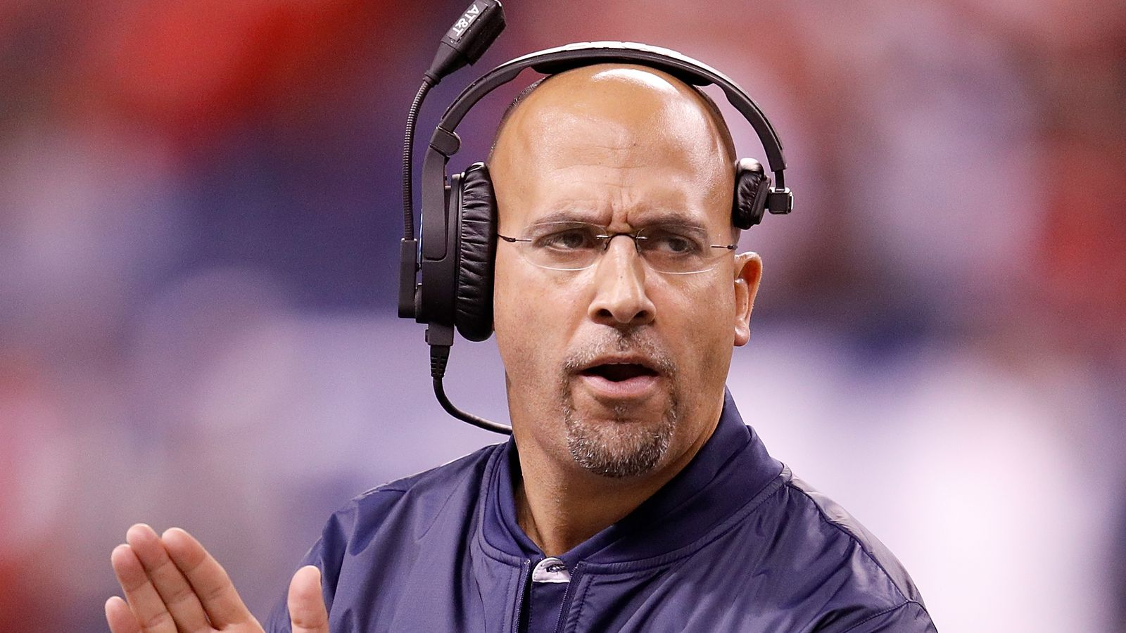 James Franklin named Sporting News Coach of the Year ...