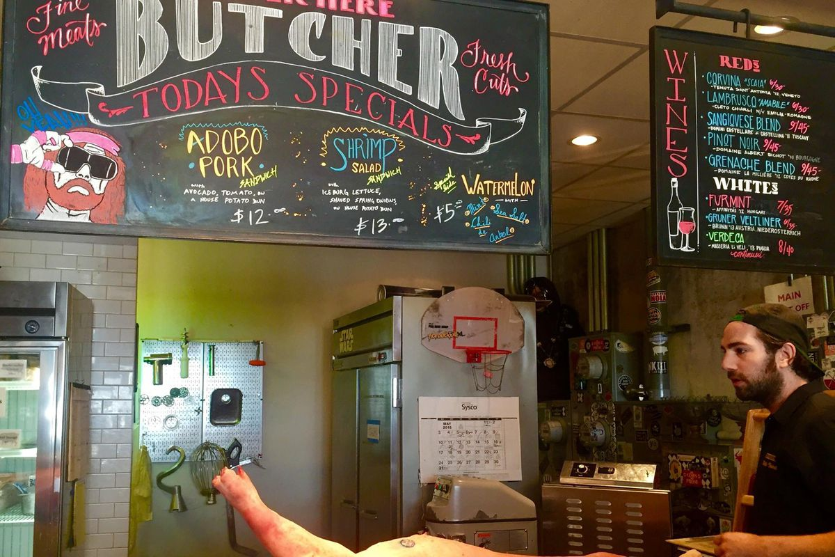 Cochon Butcher in New Orleans.