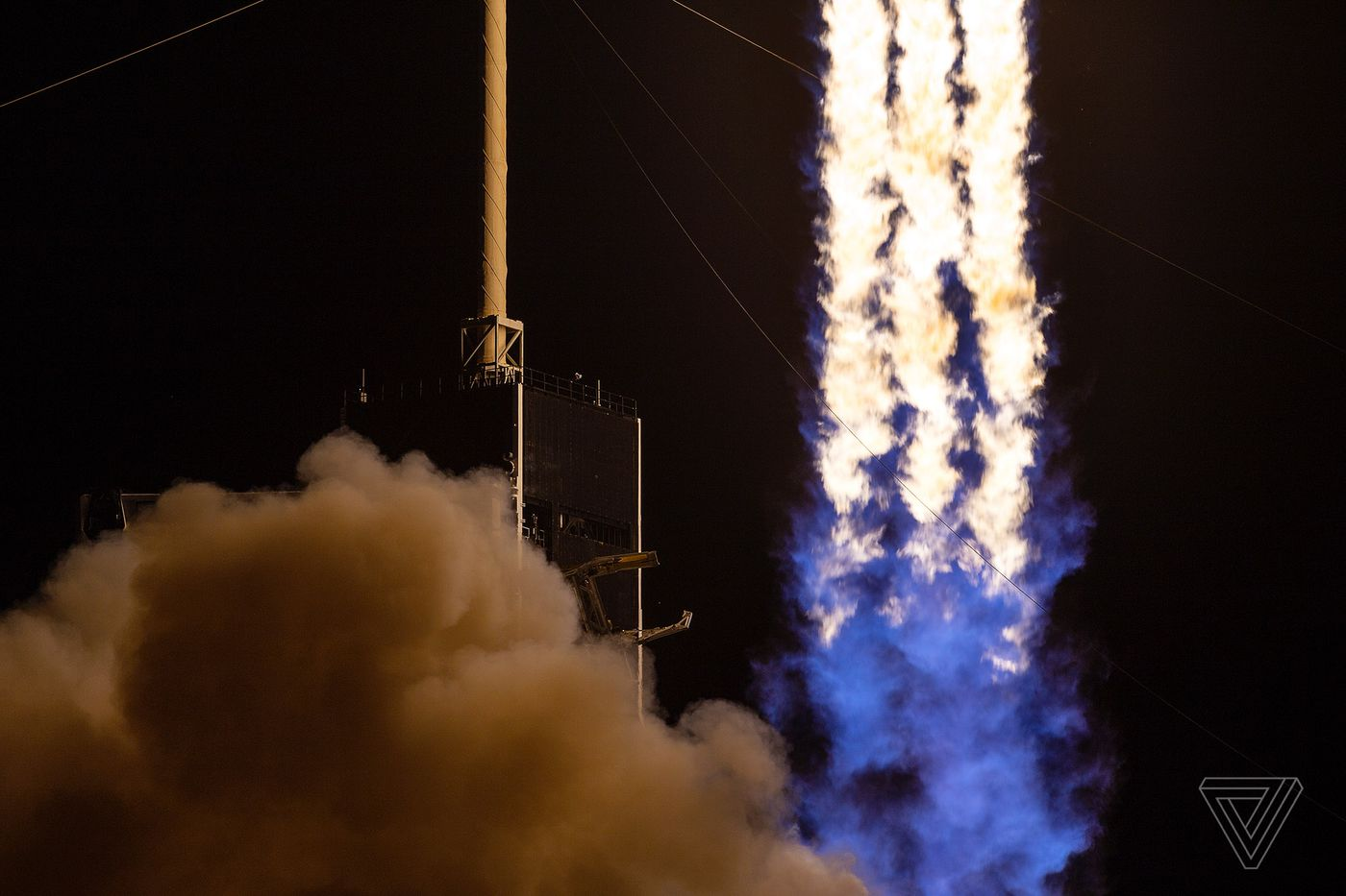 The tech, sweat, and anxiety that goes into shooting a rocket launch