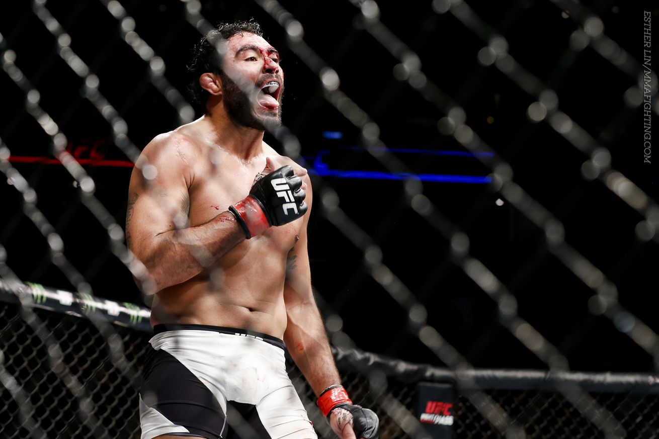 Rafael Natal had to Google new UFC on FOX 25 opponent, but expects a war in Long Island