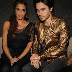 2010: With Charlotte Ronson at the afterparty for her fall show. She doesn't get it either.