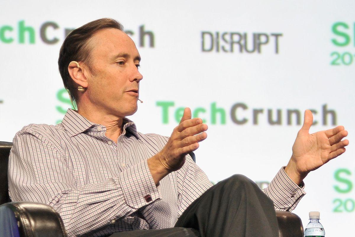 DFJ Partner Steve Jurvetson speaks onstage during TechCrunch Disrupt SF 2017 at Pier 48 on September 18, 2017, in San Francisco, California.