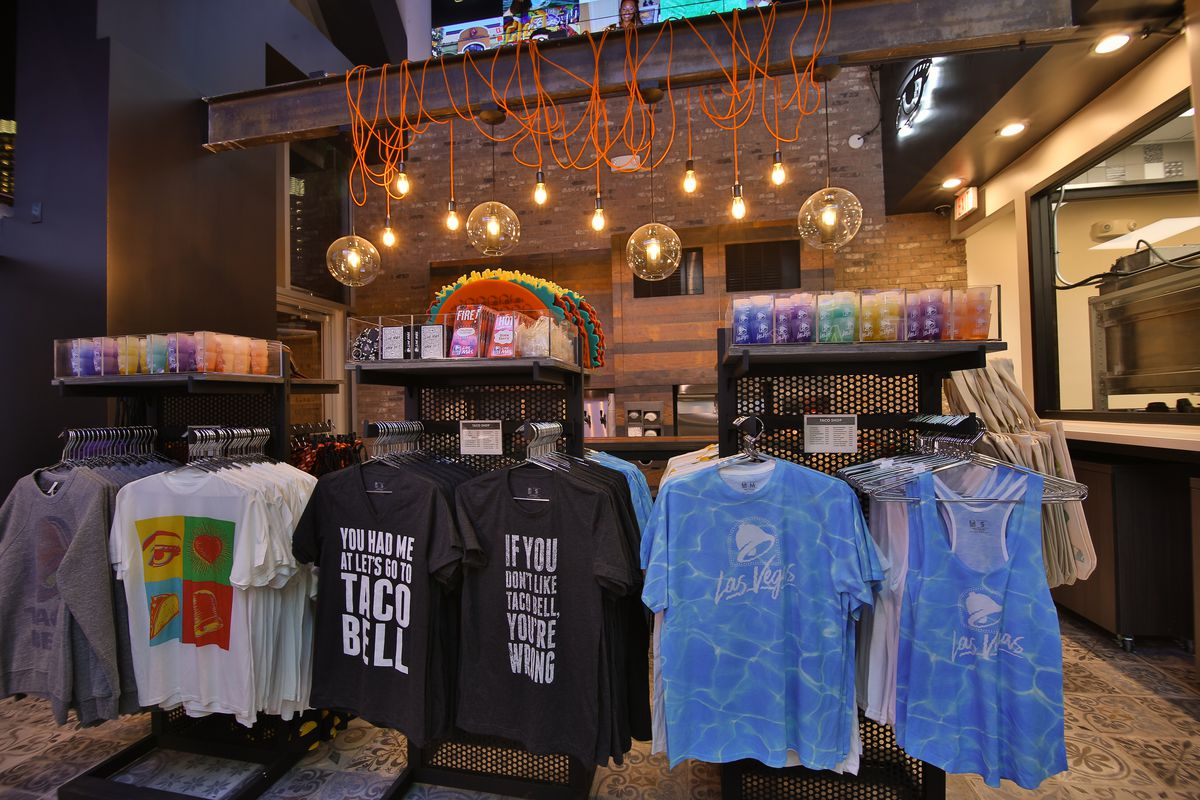 3f7ca6d7 There Is Now a Store Just for Taco Bell Merch - Eater