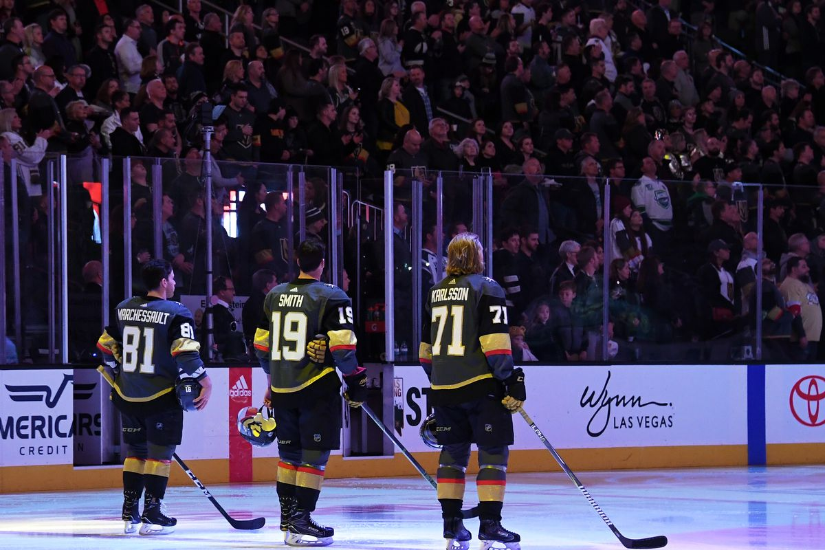 We Need To Stop Calling Vegas First Line The Best In Hockey