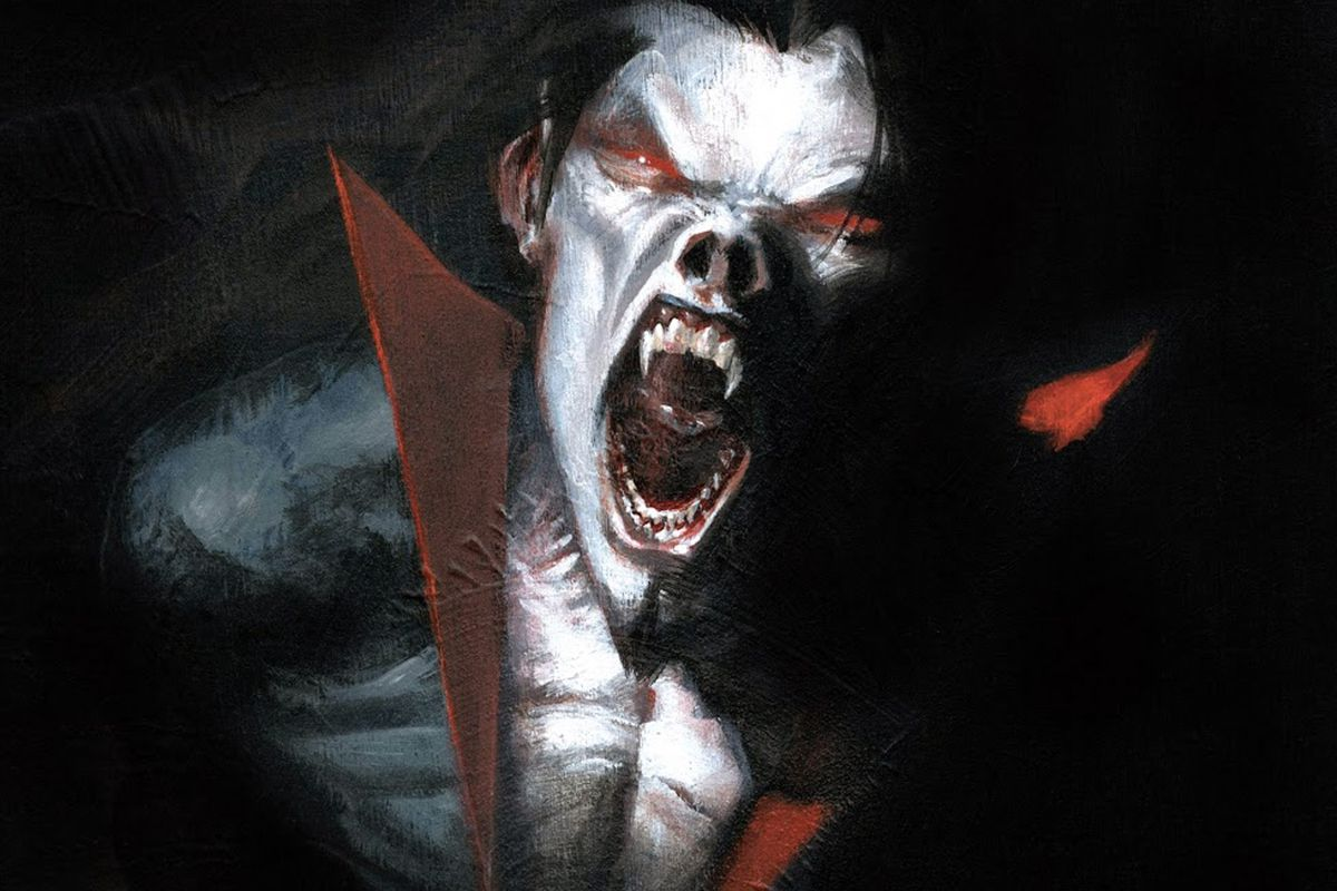 Morbius The Living Vampire #1        Marvel