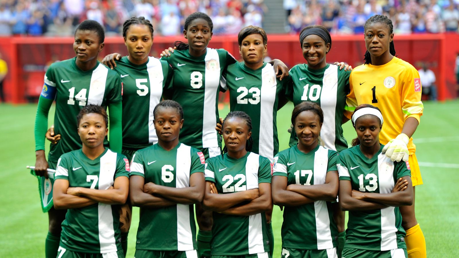 Nigerian Official Says Lesbians Are Ruining His Countrys Soccer Team - Outsports-4456