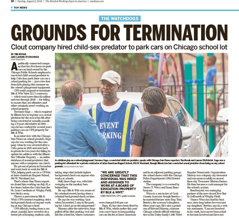 Click to read the Sun-Times' Aug. 5, 2018, report.