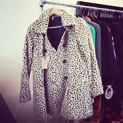 Free People coat, $215.