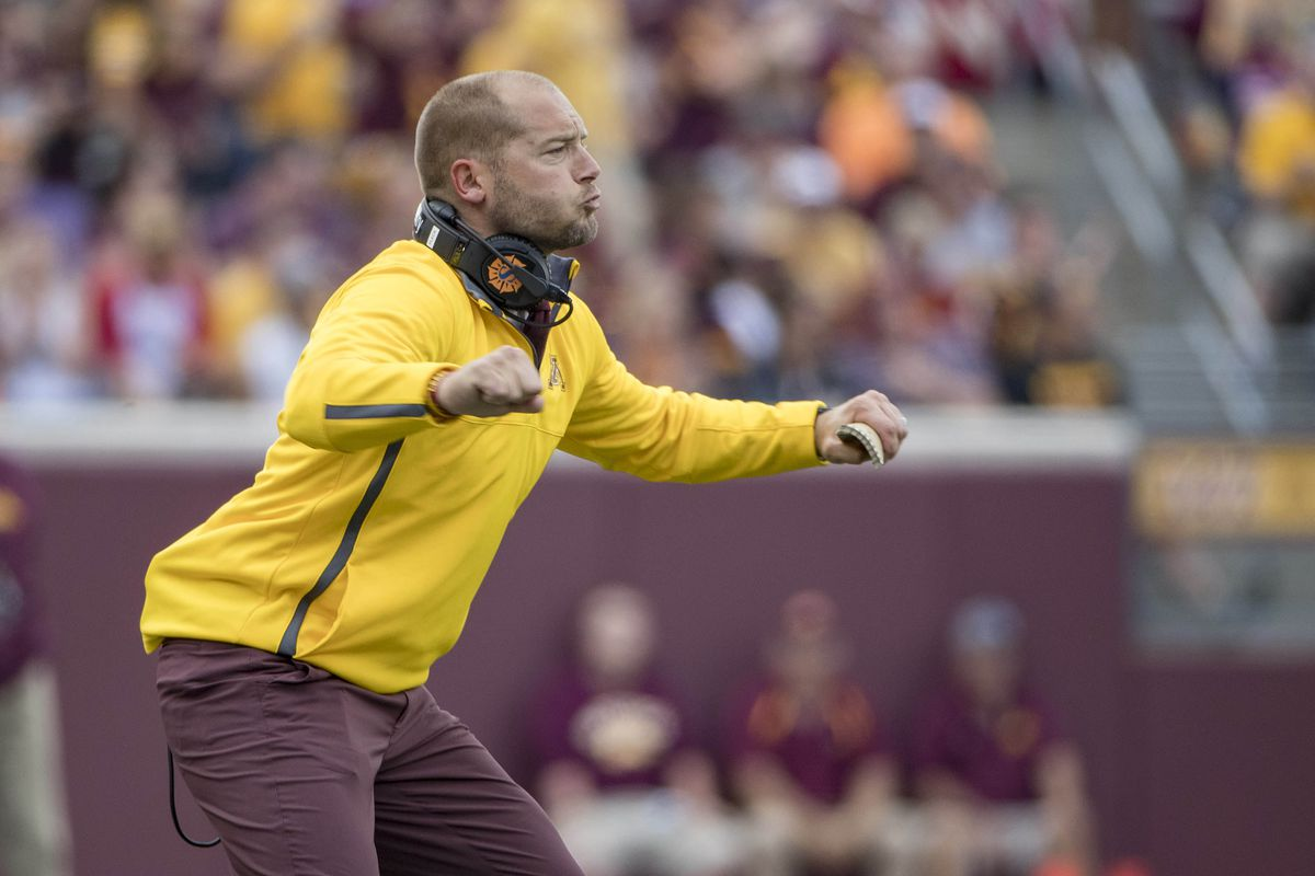 The Wildcats will try to board P.J. Fleck's boat. And sink it.