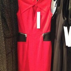 A Yigal Azrouël dress, $250