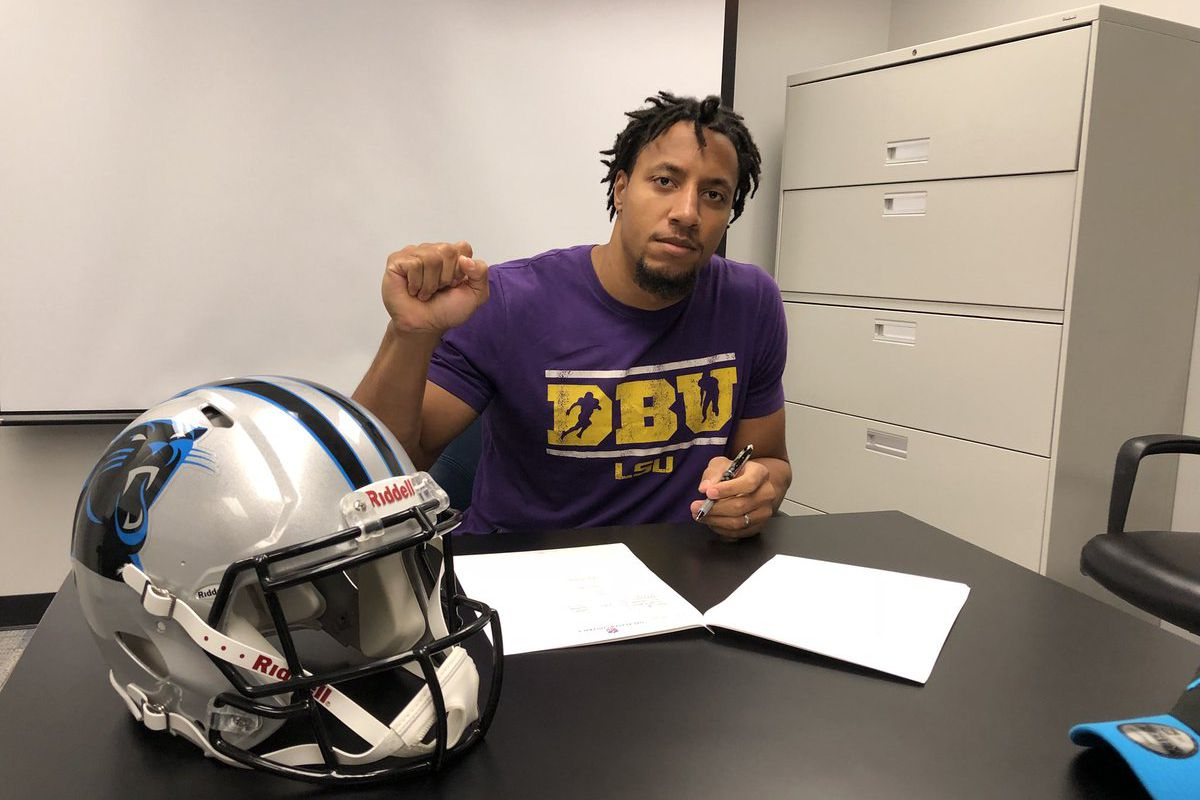 low priced 22ee7 ffae7 How Eric Reid gives the Panthers a leg up in the explosive ...