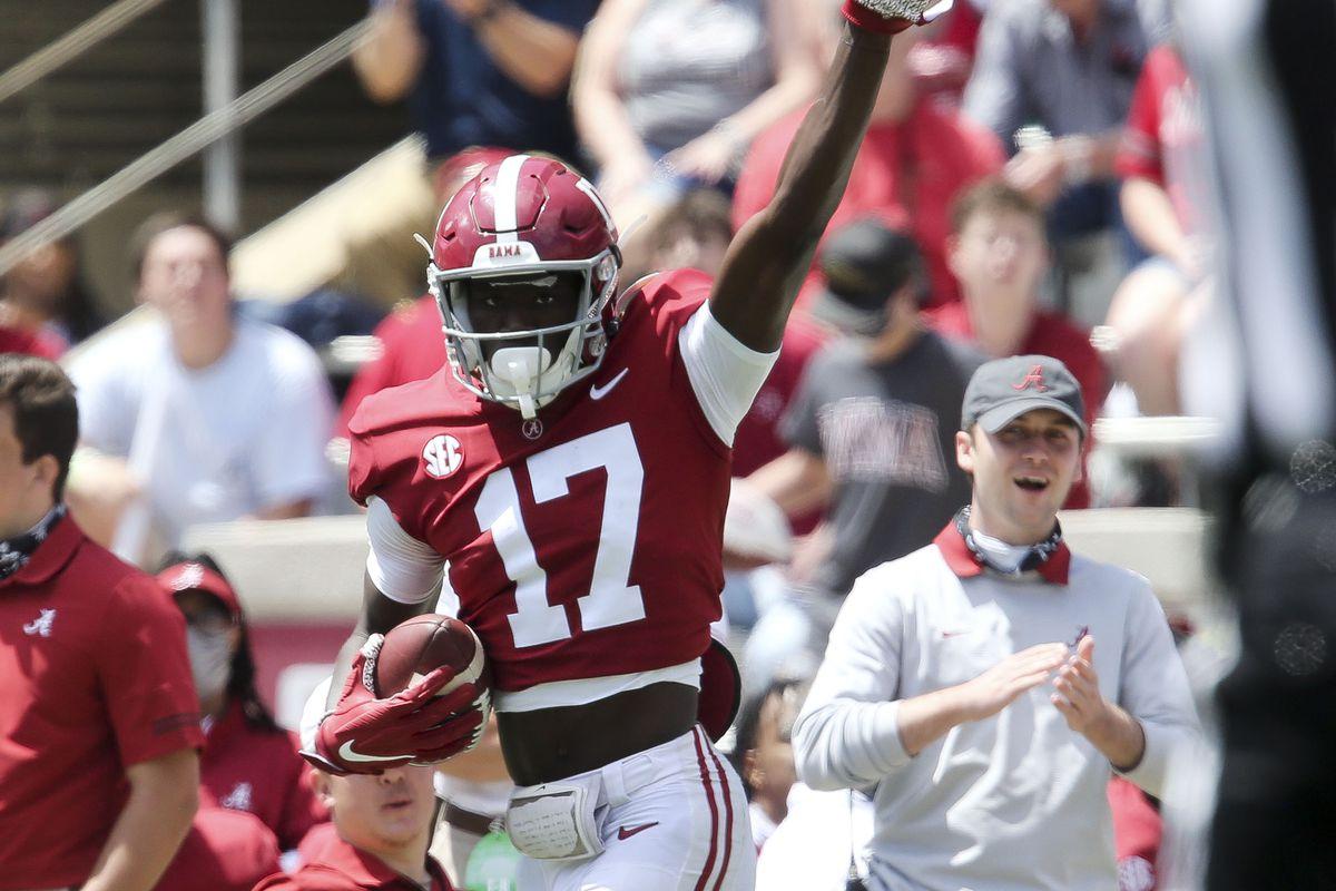 NCAA Football: Alabama - A-Day