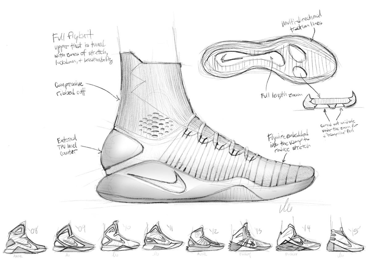 df5dbf7e494 The Nike Hyperdunk 16 wants to carry the tradition of its most ...